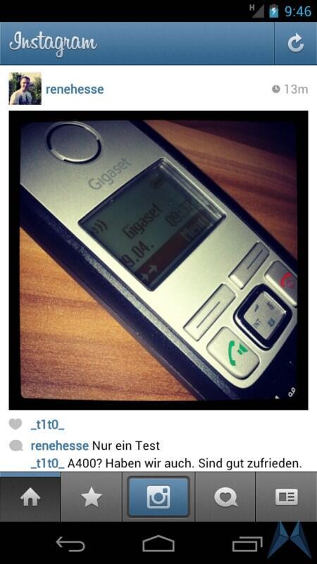 Android dropbox Fotos Google instagram pics tipp upload