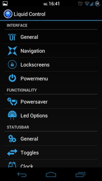 Android CustomRom Firmware modding root