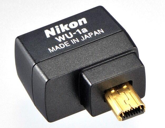dongle dslr Nikon Remote