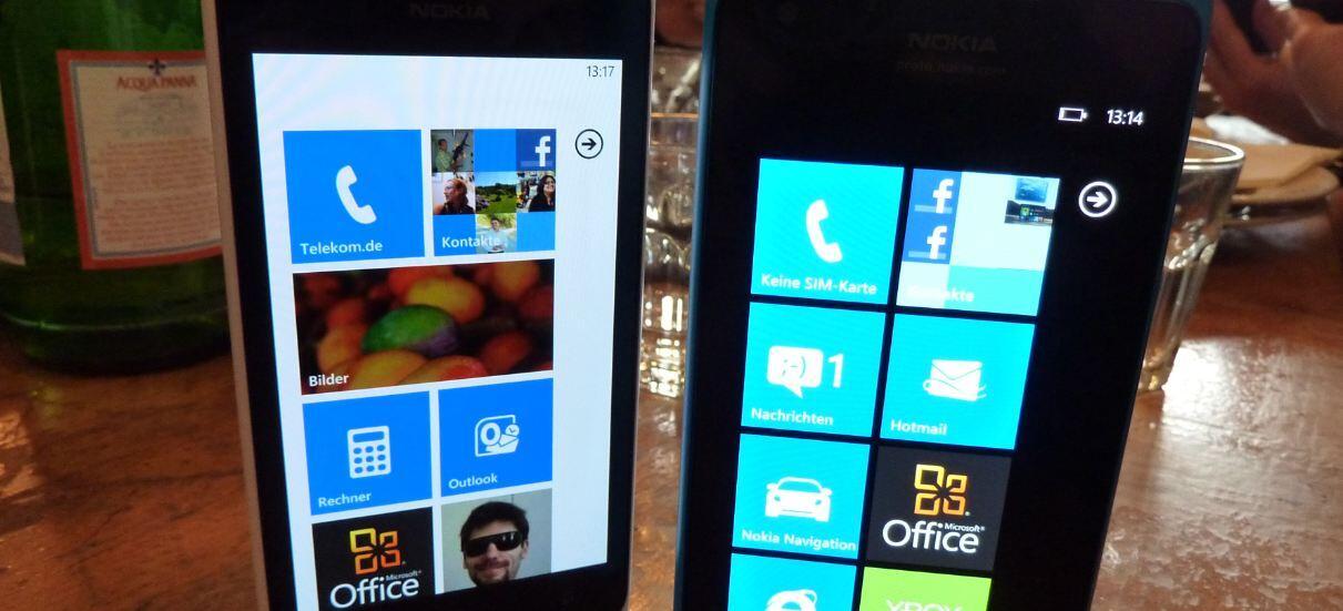lumia 900 marktstart Nokia reaktionen usa Windows Phone
