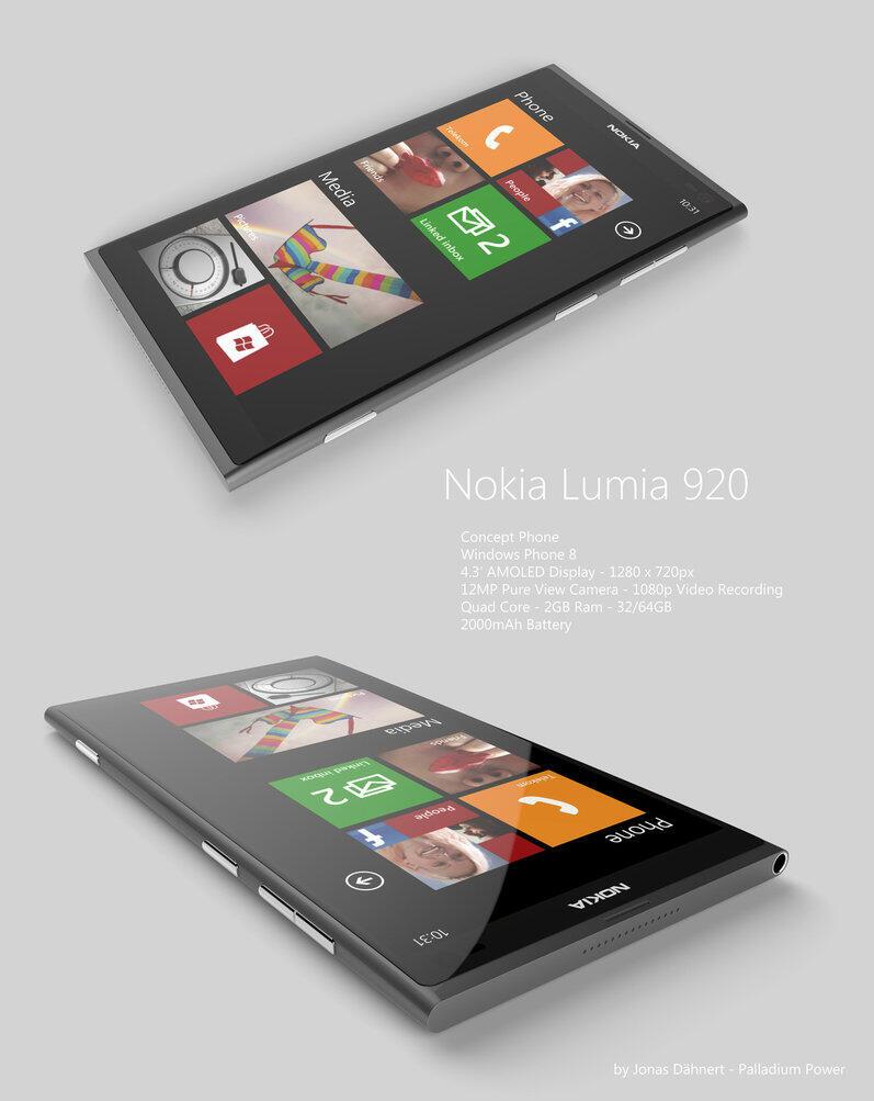 Nokia lumia 920 windows phone 8 by yronimus d4v05n5