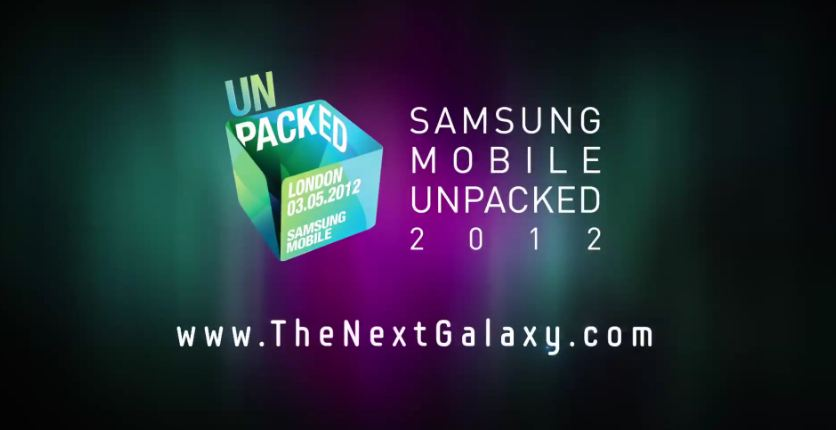 Android galaxy s3 Samsung teaser the next galaxy Video