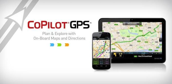 Alk Android copilot Maps navigation