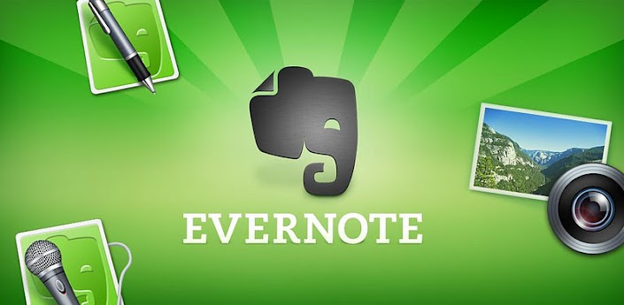 Android Android Ice Cream Sandwich Apps evernote Ice Cream Sandwich ICS notes Notizen