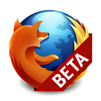 beta Browser firefox tablet Update