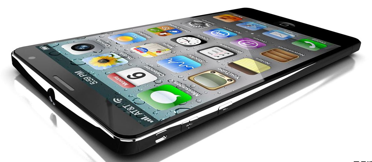 Apple iOS iphone Konzept liquidmetal nak design