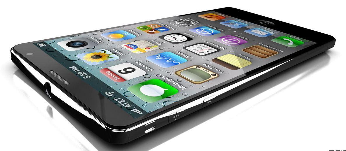 Apple iOS iphone Konzept liquidmetal nak design