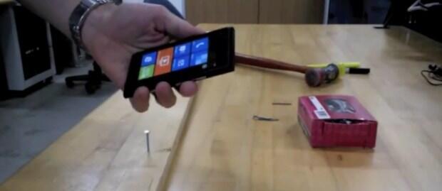 900 fun hammer Lumia Nokia spaß Video Windows Phone
