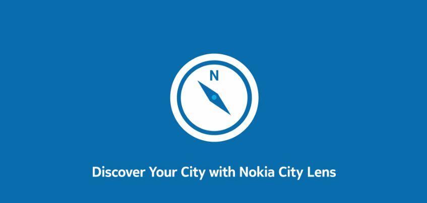 Augmented-Reality Lumia marketplace Nokia Windows Phone