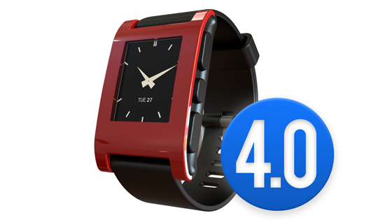 Android Bluetooth iOS kickstarter Pebble Uhr