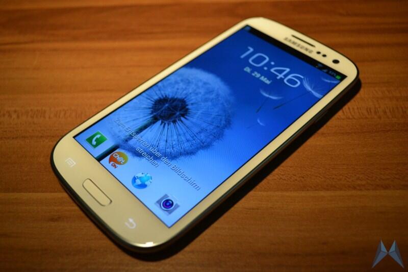 Samsung Galaxy S3 Mein Erster Eindruck 187 Bild 187 Samsung