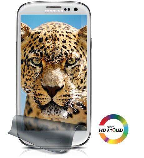 AMOLED Android Display galaxy s3 Samsung screen