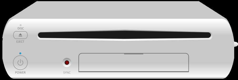 controller gaming konsole Nintendo Wii U