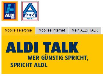 aldi talk startet all in flat 2000 internet flat 500 mb f r unter 20 euro pro monat. Black Bedroom Furniture Sets. Home Design Ideas
