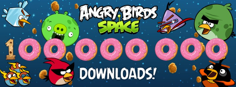 Android Angry Birds Apple fun Game iOS rovio space Spiel Update