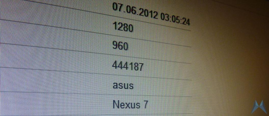Android Asus bilder Kamera nexus 7 tablet