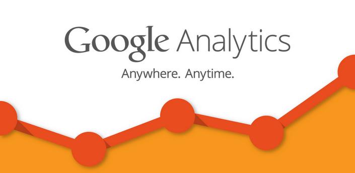 Android app Google Statistiken