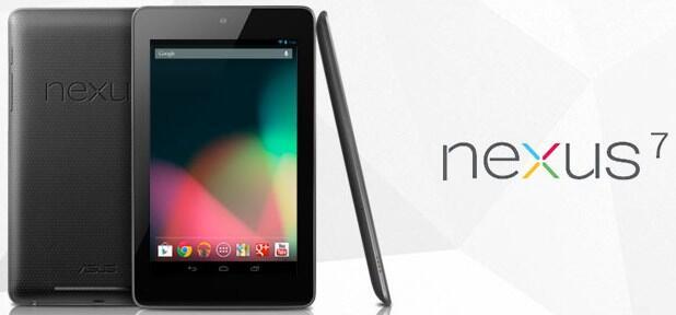 Android Google googleio2012 nexus 7 play tablet