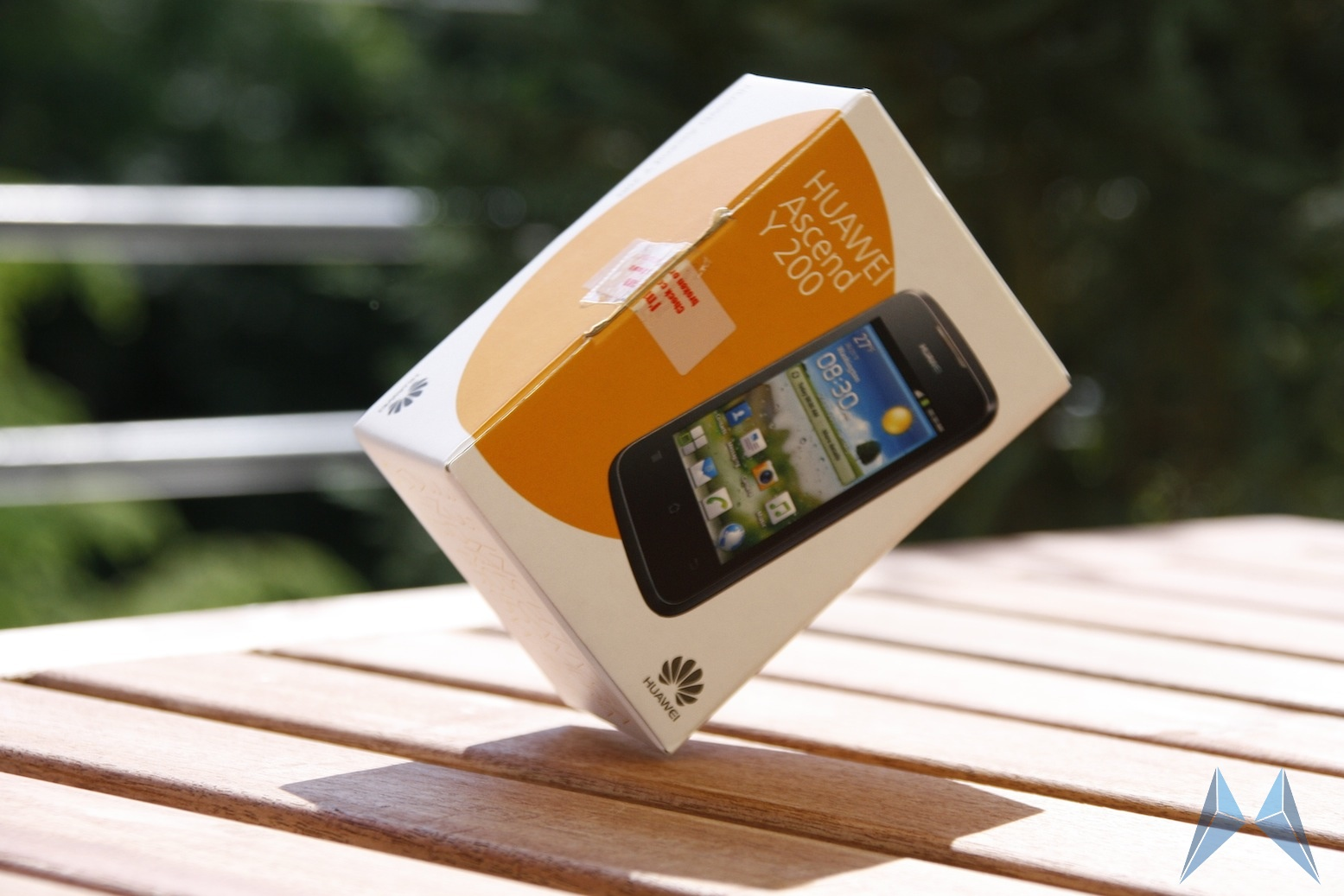 Android Ascend Huawei test Testbericht Y200