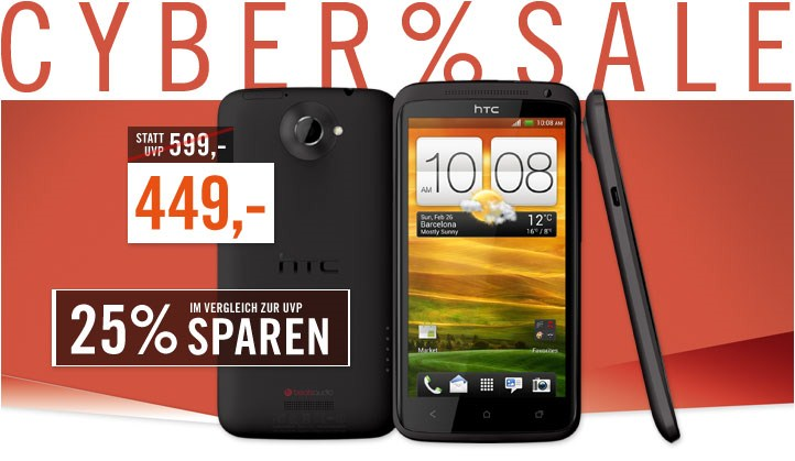Android deal HTC one x