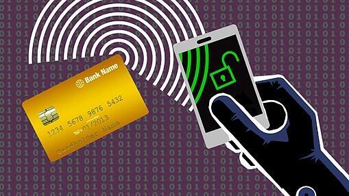 Android kk kreditkarte nfc phone Smartphone TV