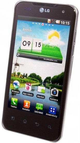 Android deal LG optimus speed