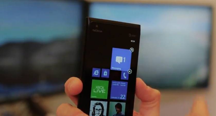 7.8 8 homescreen Lumia Nokia Video Windows Phone