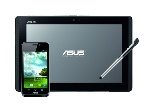 Android Asus base hybrid padfone tablet tarif
