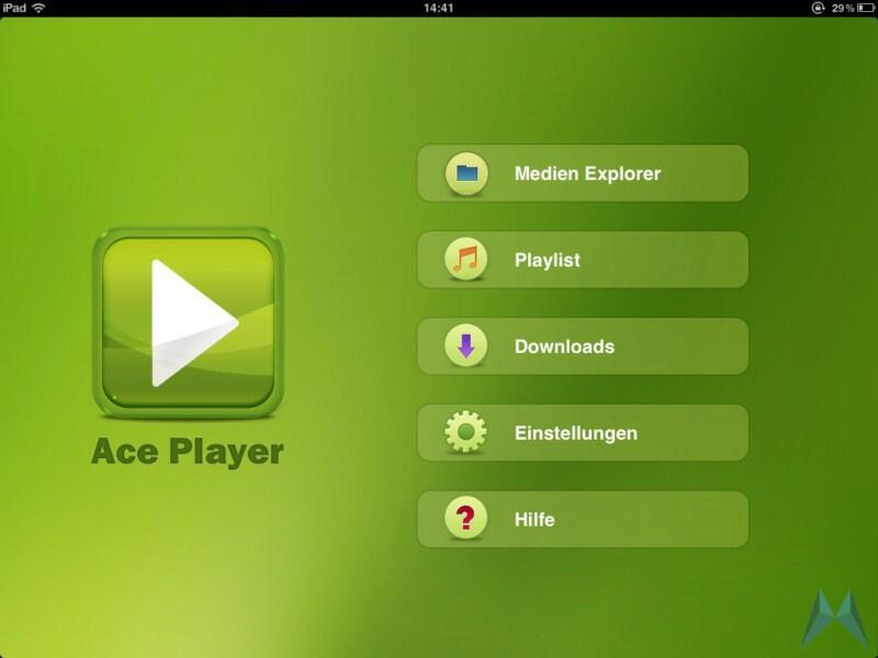 iOS iPad iphone player