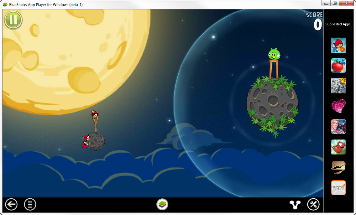Android Apps BlueStack mac os x Windows