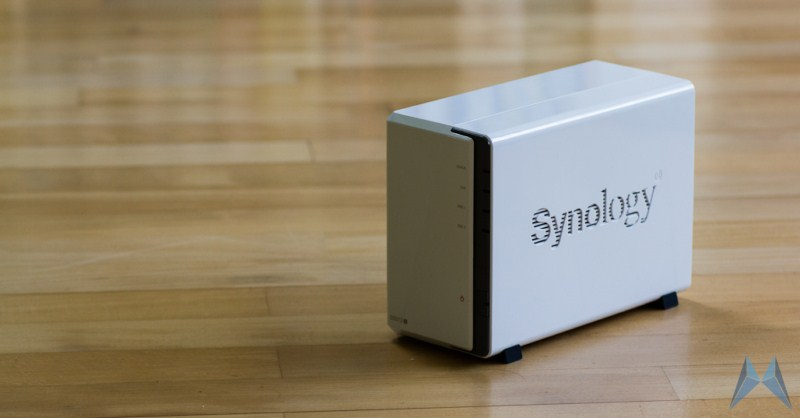 nas Synology test