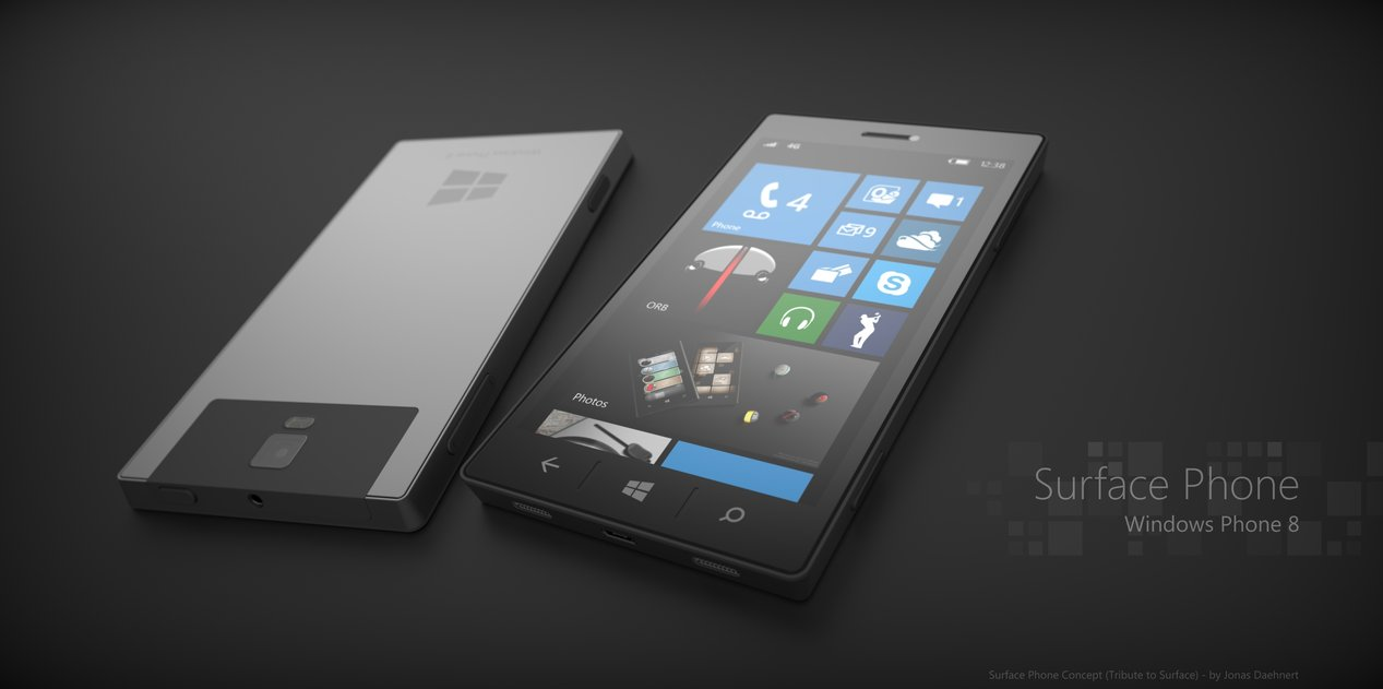 microsoft Nokia Smartphones surface Surface Phone Windows Phone