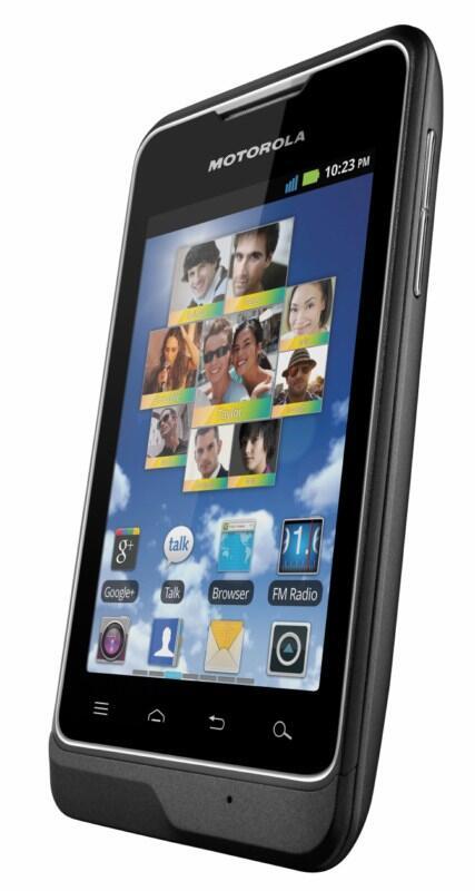 Android Motorola Smartphone
