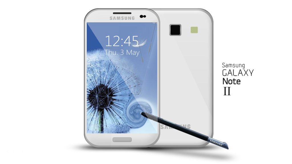 Android galaxy note 2 ifa12 Samsung
