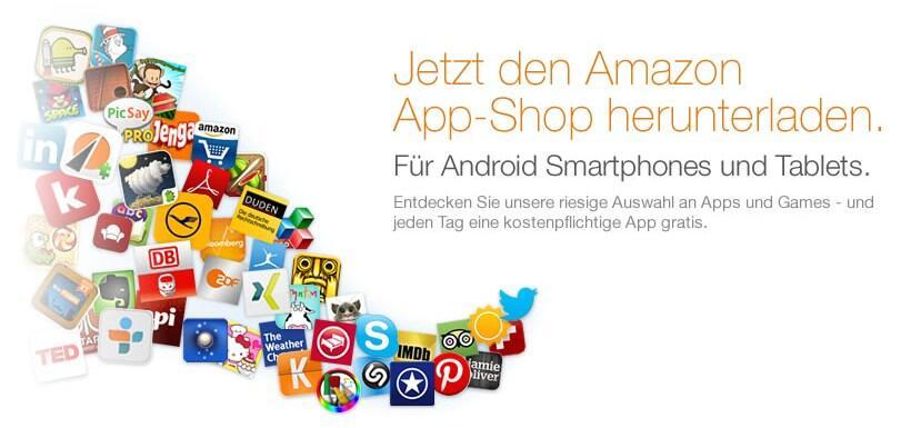 amazon androidf app shop Store