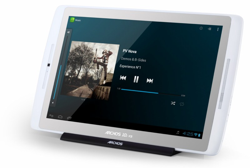 Android Archos IFA2012 pm tablet