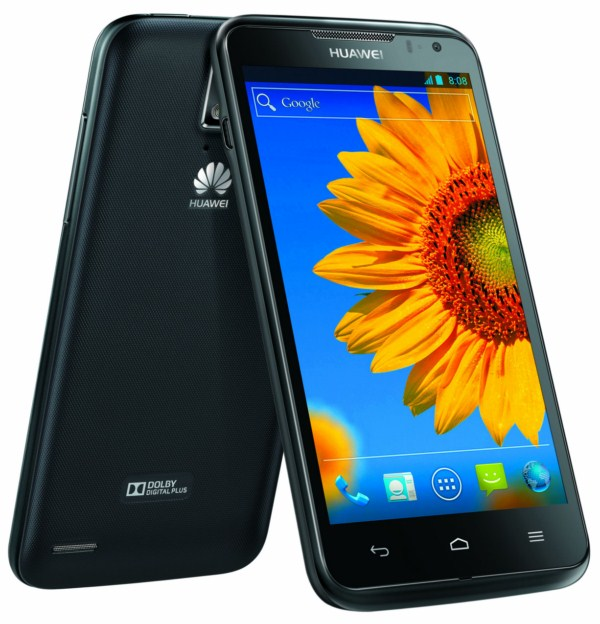 Android Ascend D1 Quad XL Huawei Smartphone