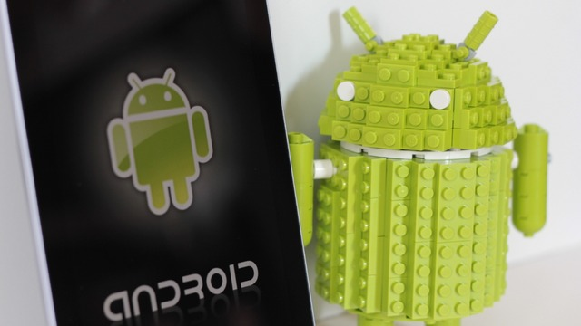 Android fun lego