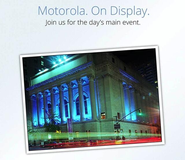 Android event Gerücht keynote Motorola Smartphone verizon