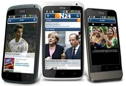 Android app n24 Nachrichten News Windows Phone