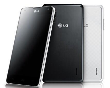 Android IFA2012 LG optimus g Smartphone