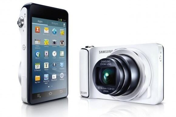 Android cam Galaxy Camera Kamera Samsung