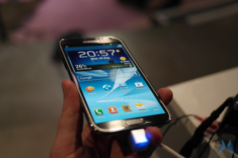 Android galaxy note Samsung