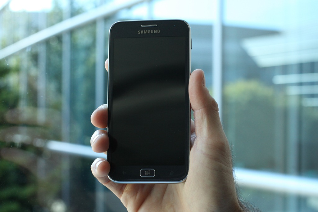 Ativ S bilder IFA2012 microsoft Samsung windows phone 8