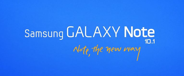 Android galaxy note 10.1 ifa12 Samsung