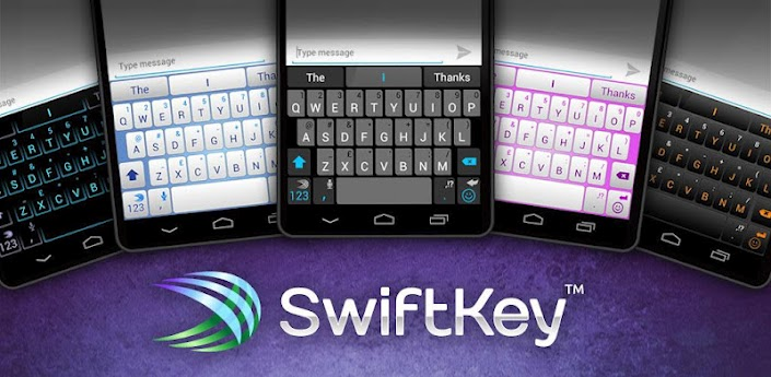 Android app deal keyboard swiftkey Tastatur