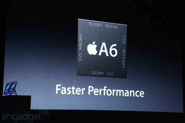 a6 Apple cpu iOS iphone iphone 5 prozessor ram