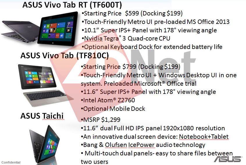 Asus preise tablet Windows Windows 8 Windows RT
