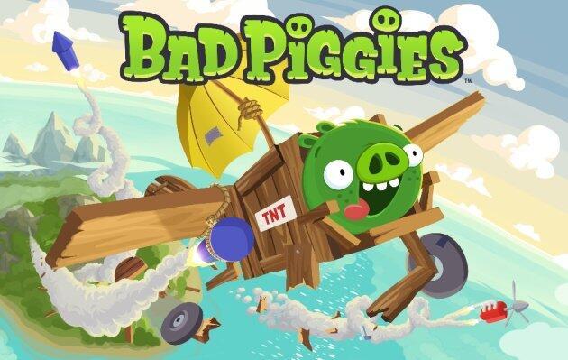 bad piggies rovio Windows Phone wp