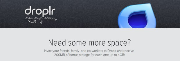 bonus cloud Droplr screenshots Tool